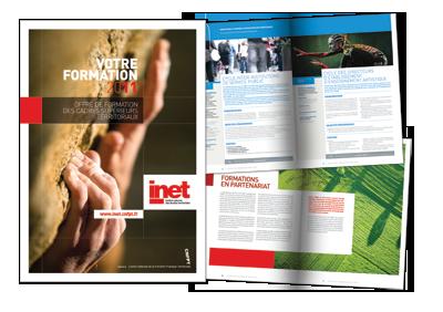 INET – Communication et formation