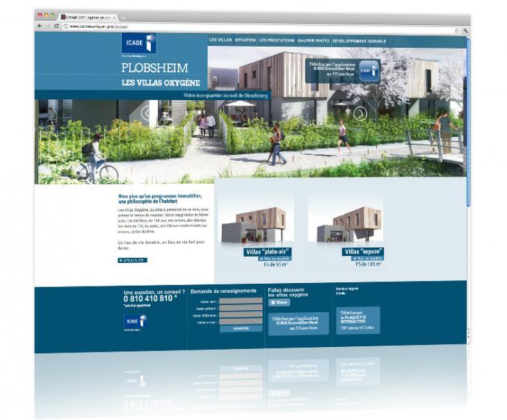 Création site internet Strasbourg web agency