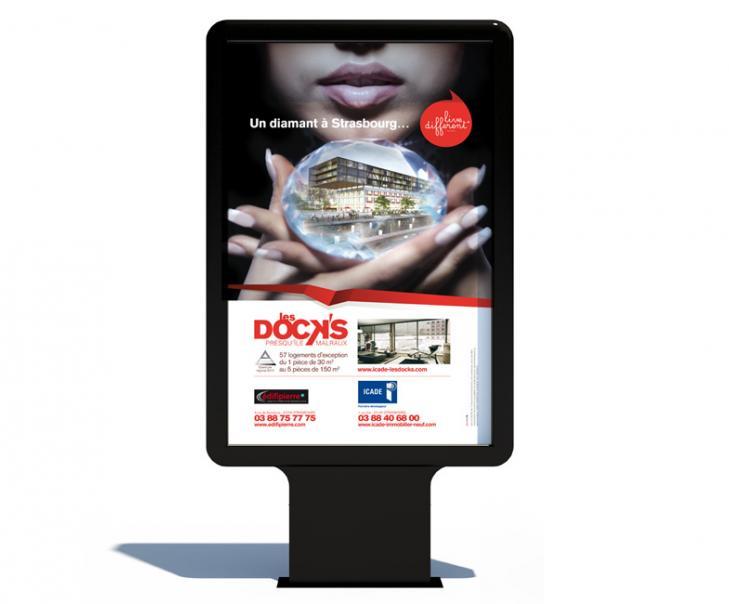 PROSPECTIV* - Agence communication - web agency Alsace - campagne Icade