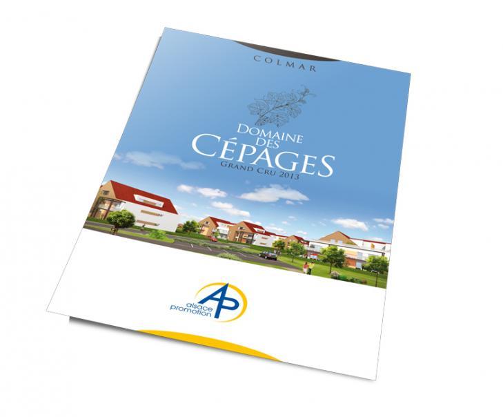 Création graphique lancement programme immobilier