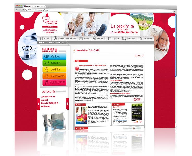 PROSPECTIV* - Agence communication - web agency Strasbourg
