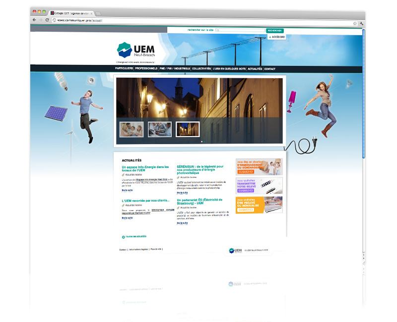 Création site internet Colmar 3
