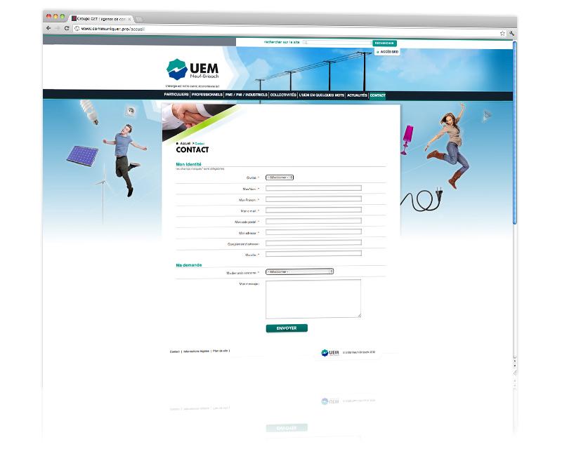 Création site internet Colmar 4