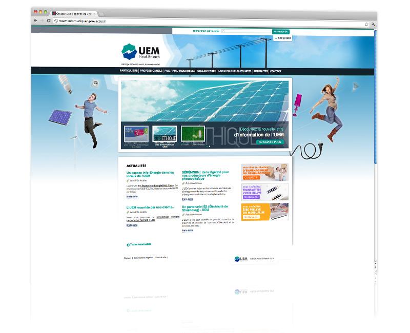 Création site internet Colmar