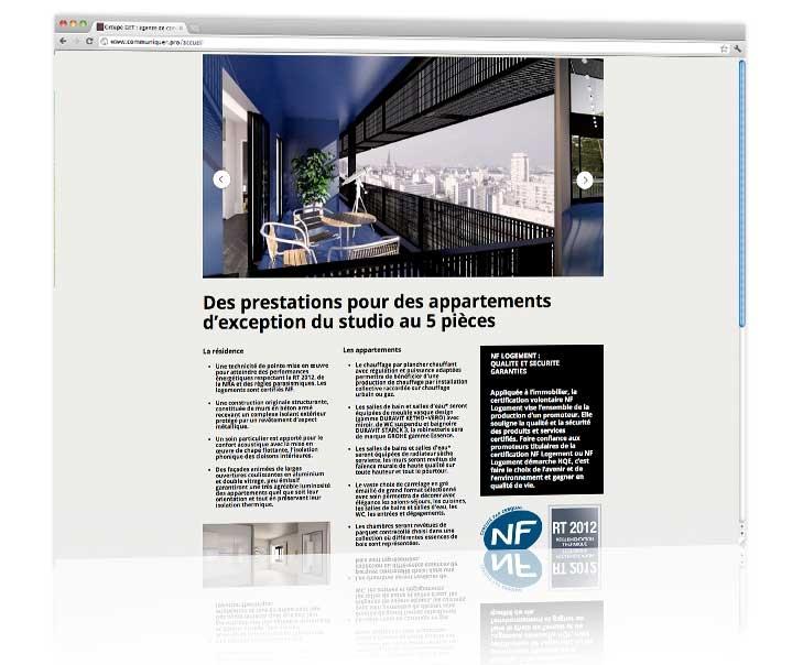 Création site internet Strasbourg - 3 Black Swans 2