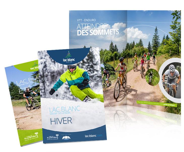 Agence de communication Colmar - Haut-Rhin - Lac Blanc 2