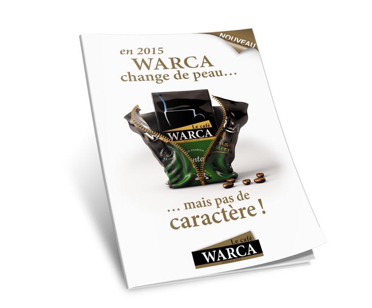 Agence de communication - Création d'un plan de communication - WARCA 2