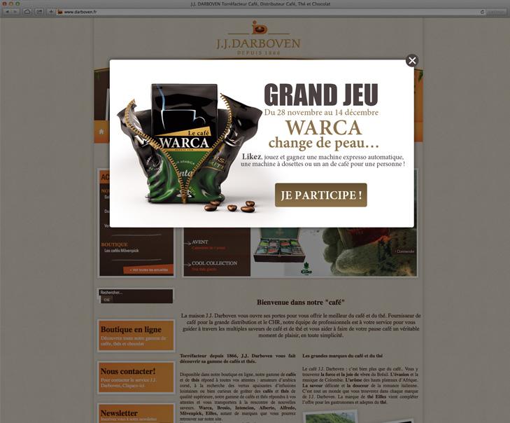Agence de communication - Création d'un plan de communication - WARCA 3