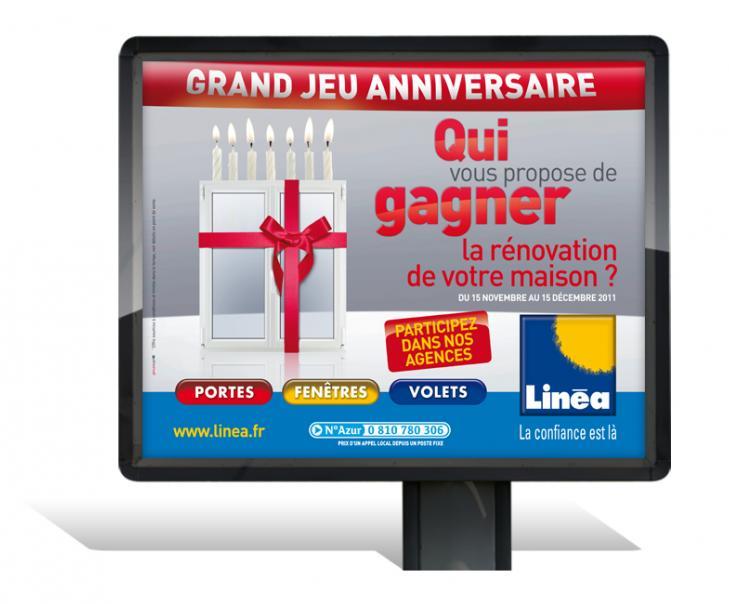 PROSPECTIV* - Agence communication - web agency Alsace - Création de la campagne d'affichage de notoriété et promotionnelle Mulhouse