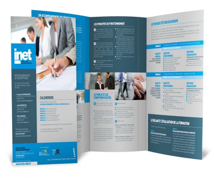 PROSPECTIV* - Agence communication - web agency Alsace - Création de la charte graphique