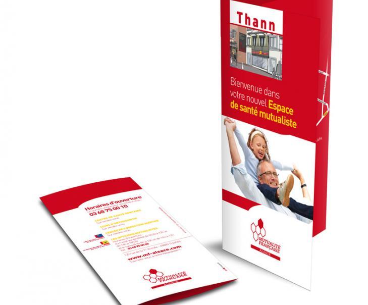 Création de brochures commerciales Strasbourg