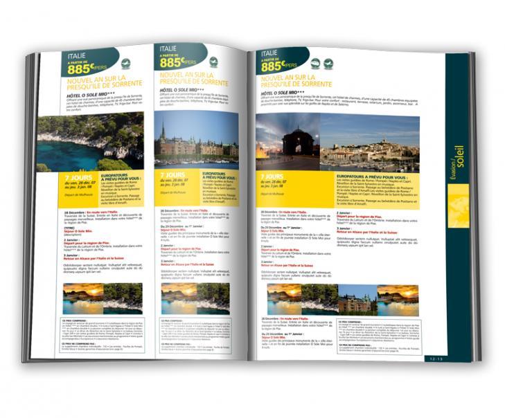 PROSPECTIV* - Agence communication - web agency Alsace - Europatours 2