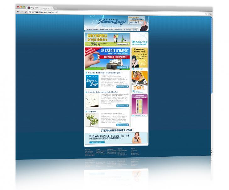 PROSPECTIV* - Agence communication - web agency Alsace - Création et diffusion d'e-mailings