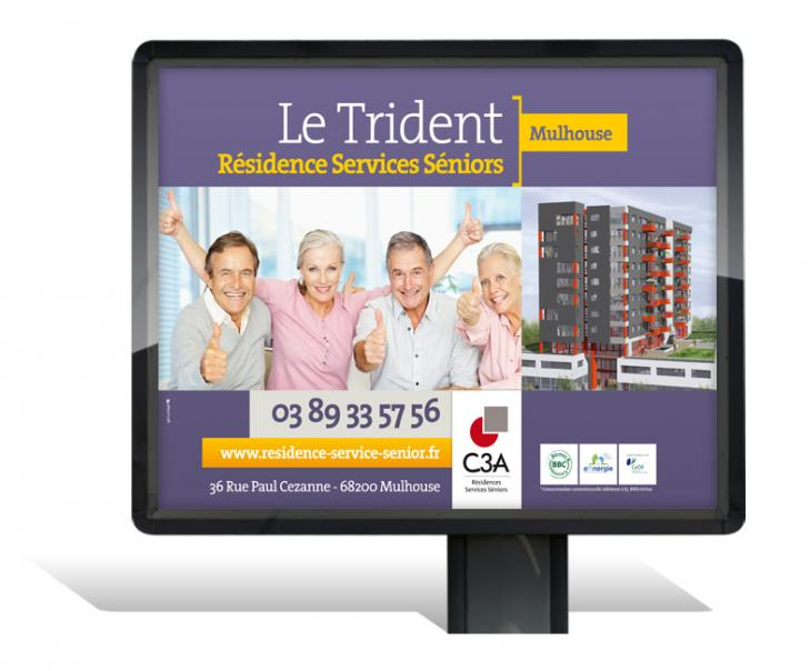 Campagne de communication d'un lancement de programme immobilier