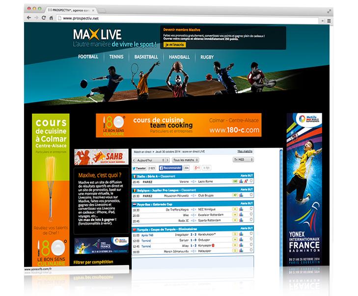 MAXLIVE-SITE