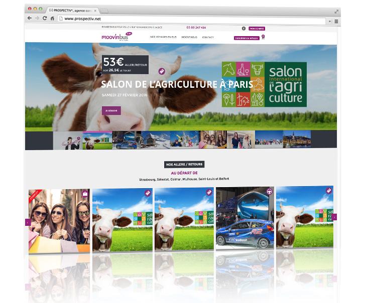 Moovinbus création site internet e-commerce 1