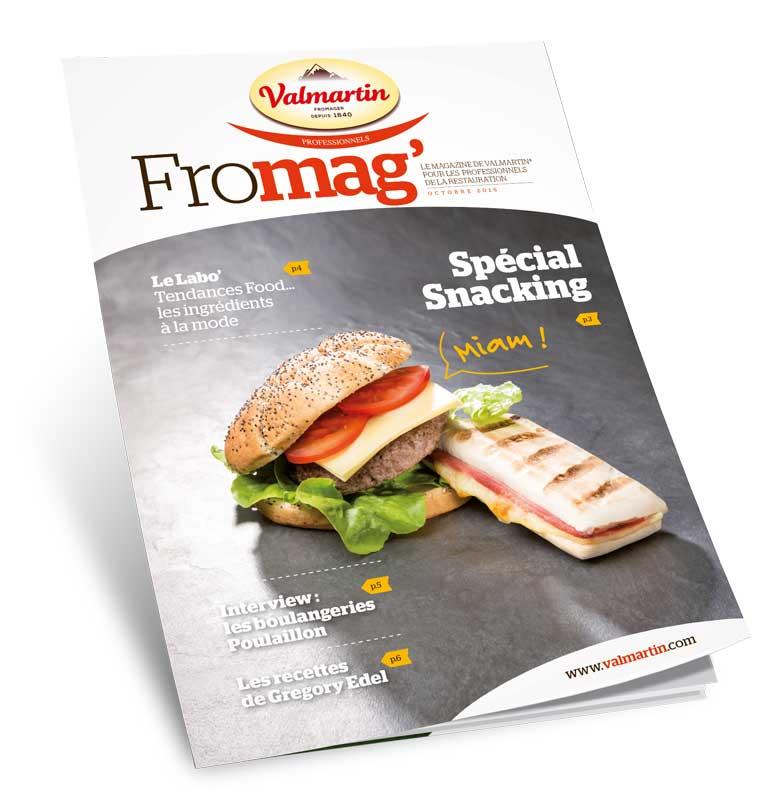 Sortie du Valmartin® Fromag' 4 : Spécial snacking