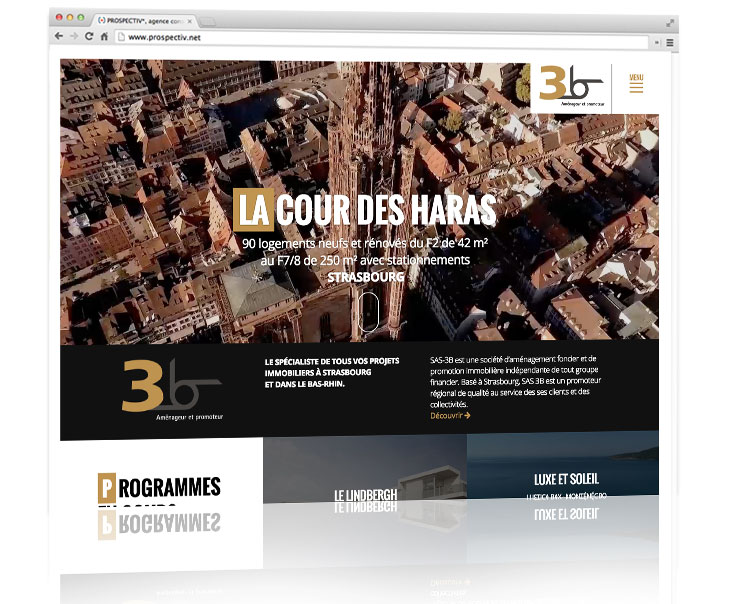 site internet 3B 1