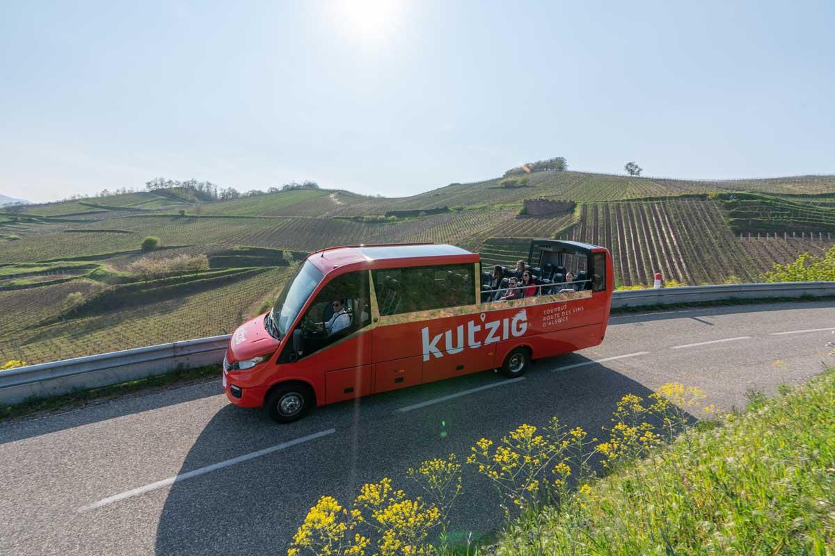 kutzig tourbus route des vins d'alsace