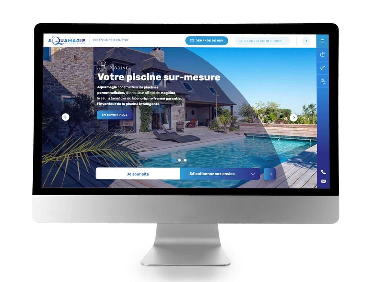 site web aquamagie.fr